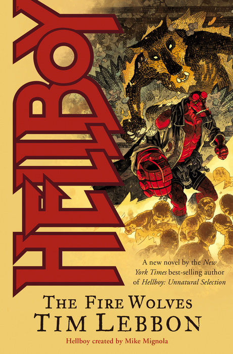 Hellboy: The Fire Wolves