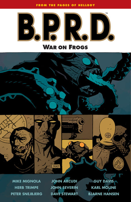 B.P.R.D. Volume 12: War on Frogs