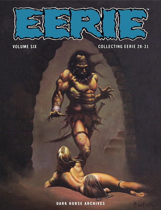 Eerie Archives Volume 6
