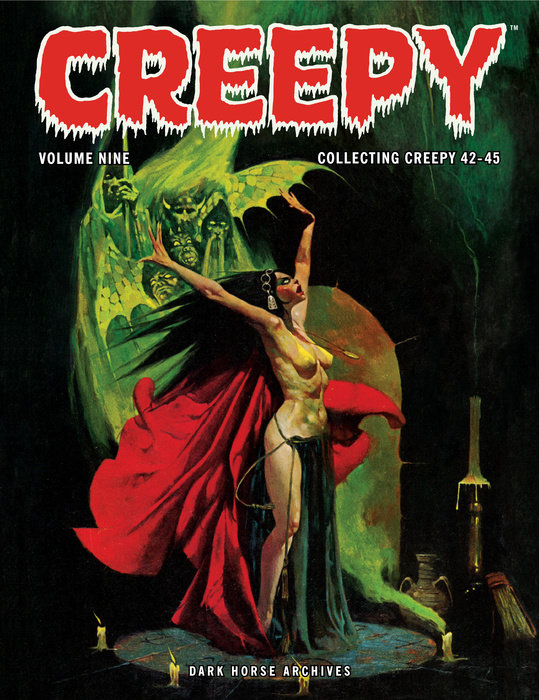 Creepy Archives Volume 9