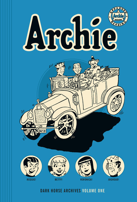 Archie Archives Volume 1