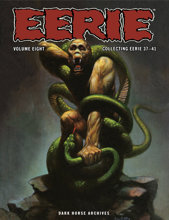 Eerie Archives Volume 8