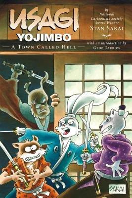 Usagi Yojimbo Volume 27: A Town Called Hell