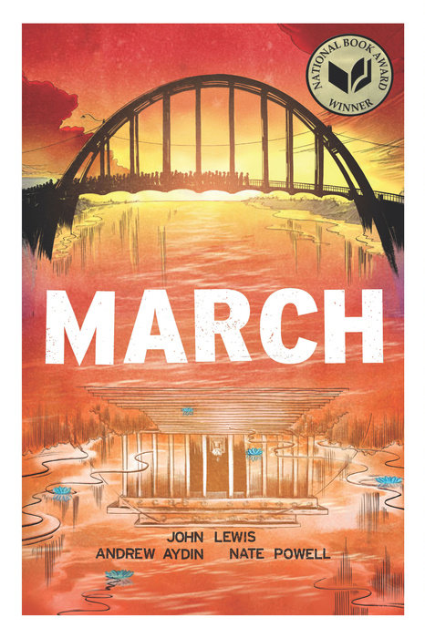March (Trilogy Slipcase Set)
