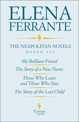 The Neapolitan Novels by Elena Ferrante Boxed Set by Elena Ferrante
