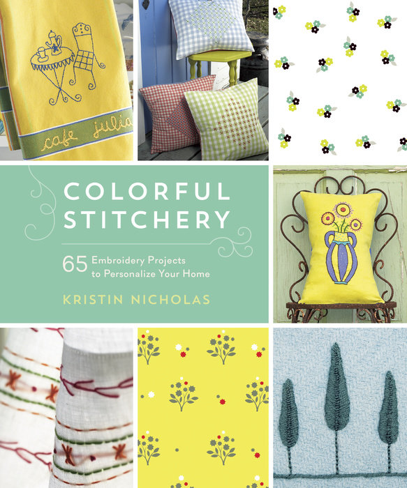 Colorful Stitchery