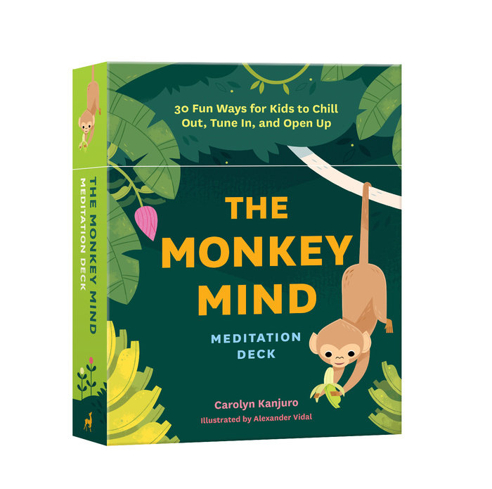 The Monkey Mind Meditation Deck