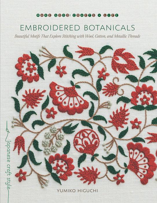Embroidered Botanicals