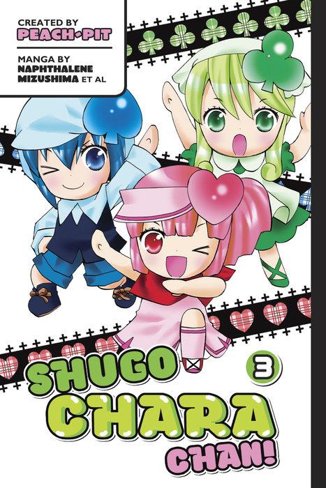 Shugo Chara Chan 3
