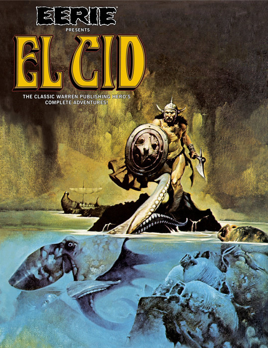 Eerie Presents El Cid