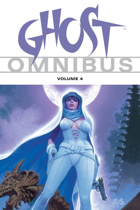 Ghost Omnibus Volume 4