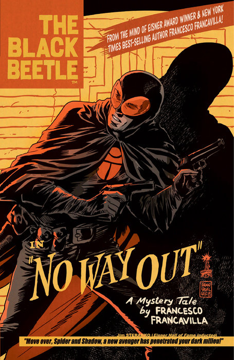 The Black Beetle Volume 1: No Way Out