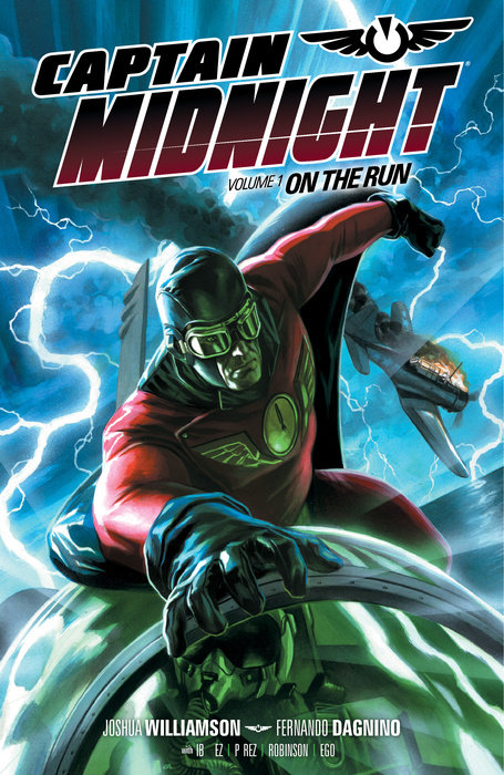 Captain Midnight Volume 1: On the Run