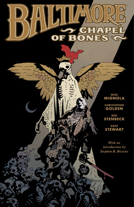 Baltimore Volume 4: Chapel of Bones