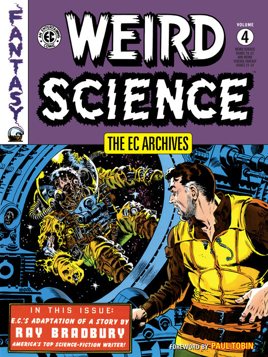 EC Archives: Weird Science Volume 4