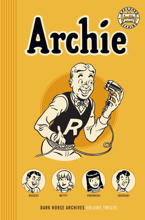 Archie Archives Volume 12