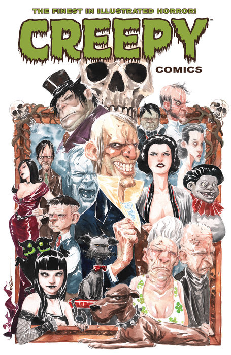 Creepy Comics Volume 4