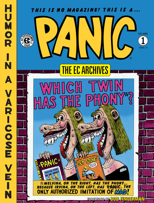EC Archives: Panic Volume 1