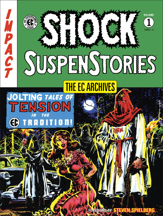 EC Archives, The: Shock Suspense Stories Volume 1