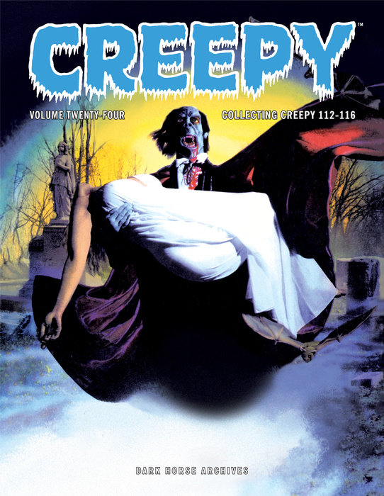 Creepy Archives Volume 24