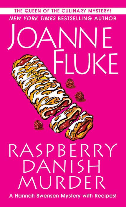 Raspberry Danish Murder