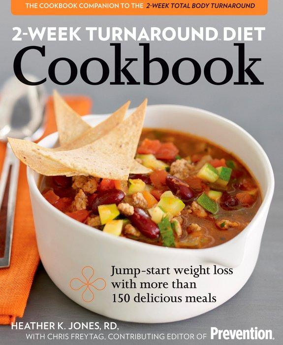 2-Week Turnaround Diet Cookbook