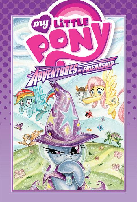 My Little Pony: Adventures in Friendship Volume 1