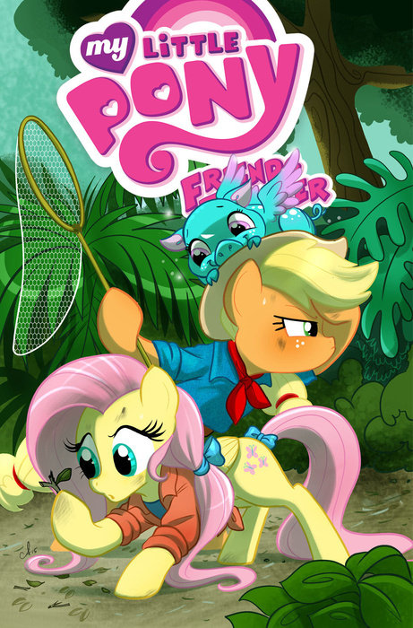 My Little Pony: Friends Forever Volume 6