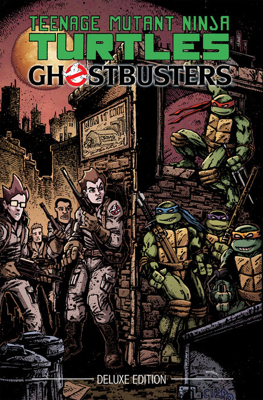 Teenage Mutant Ninja Turtles/Ghostbusters Deluxe Edition