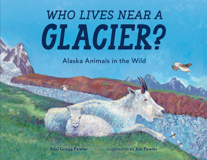 Who Lives near a Glacier?