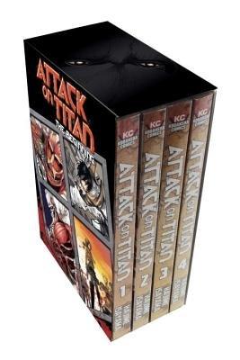 Attack on Titan: The Beginning Box Set