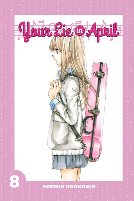 Your Lie in April 8