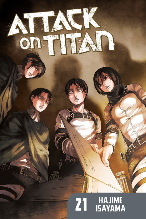 Attack on Titan 21