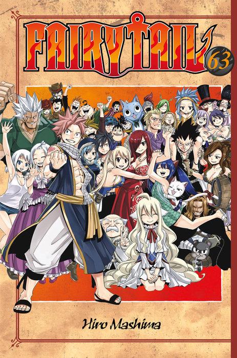 Fairy Tail 63