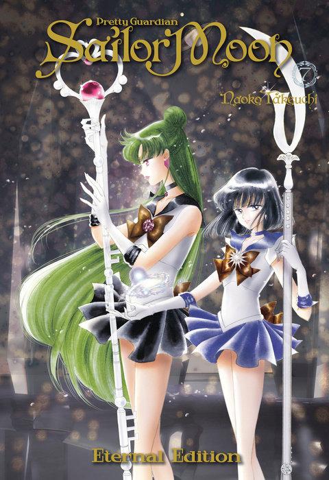 Sailor Moon Eternal Edition 7