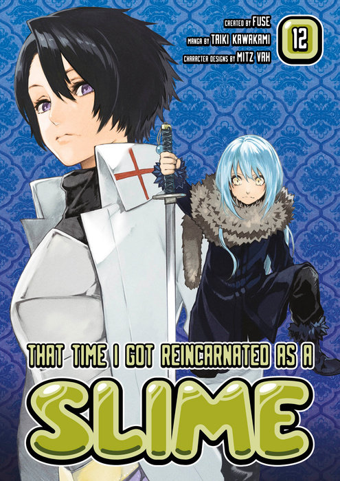 That Time I Got Reincarnated as a Slime 12