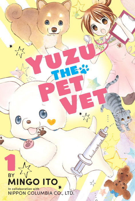 Yuzu the Pet Vet 1