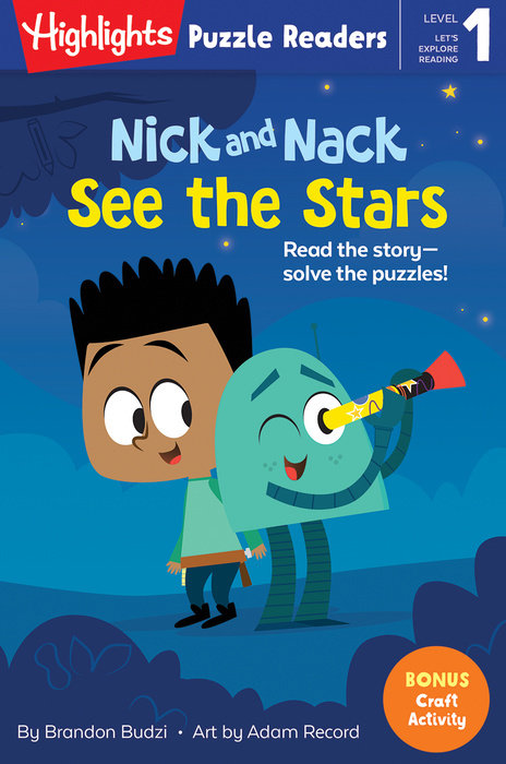 Nick and Nack See the Stars