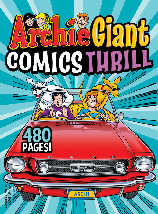 Archie Giant Comics Thrill