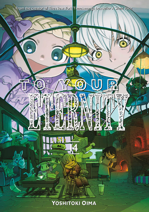 To Your Eternity 14