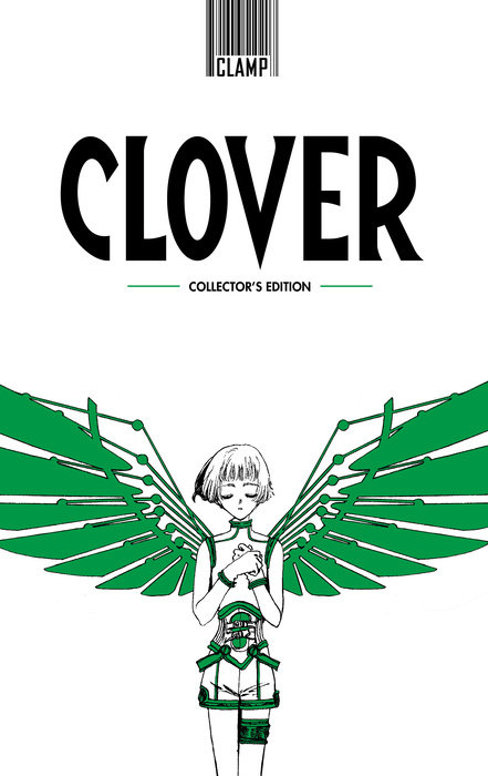 CLOVER (Hardcover Collector's Edition)