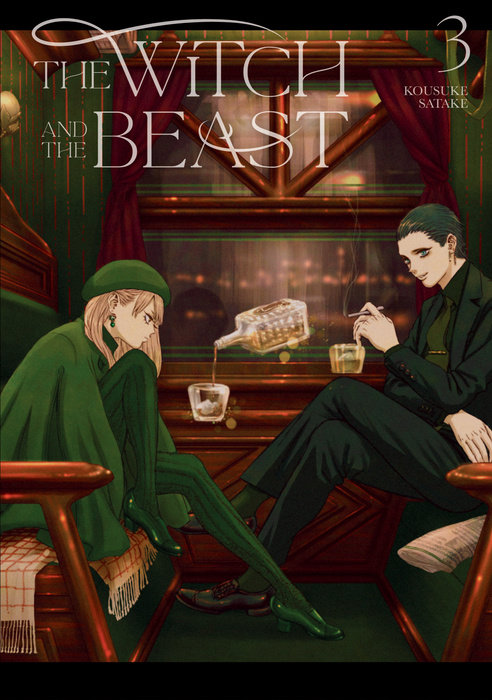 The Witch and the Beast 3