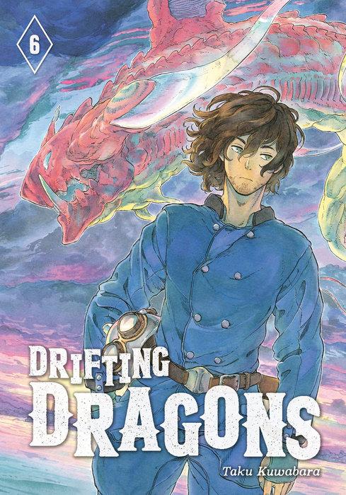 Drifting Dragons 6