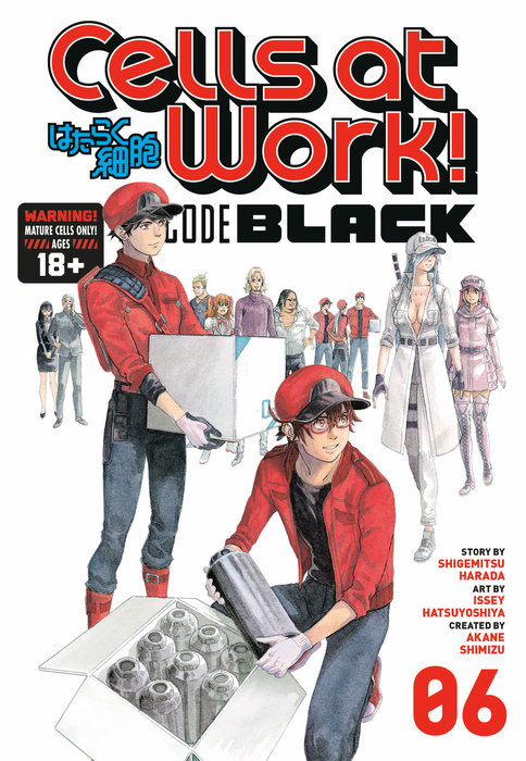Cells at Work! CODE BLACK 6