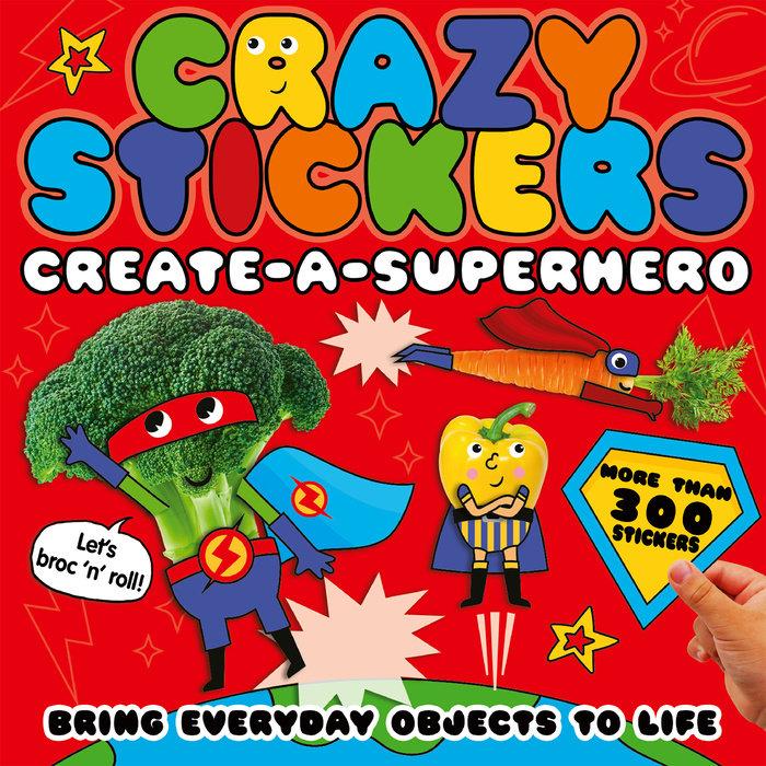 Create-a-Superhero