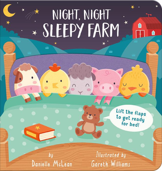 Night Night, Sleepy Farm