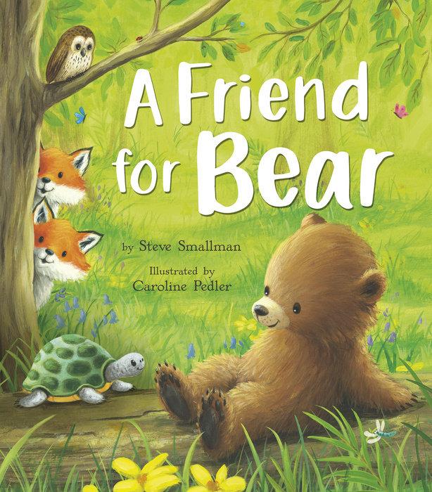 A Friend for Bear