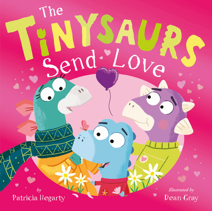 The Tinysaurs Send Love