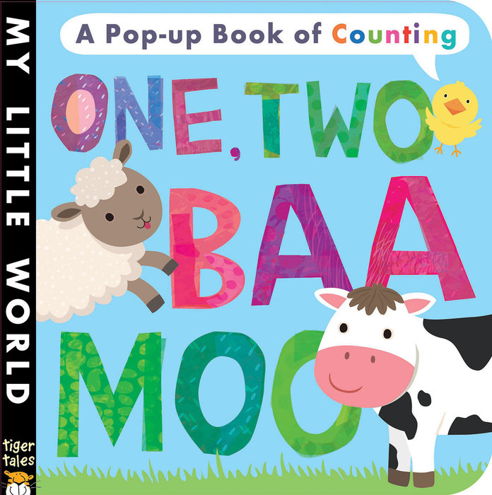 One Two, Baa Moo