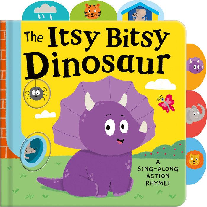 The Itsy Bitsy Dinosaur